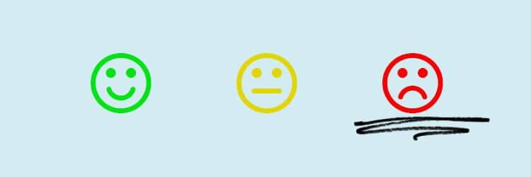 managing negative feedback