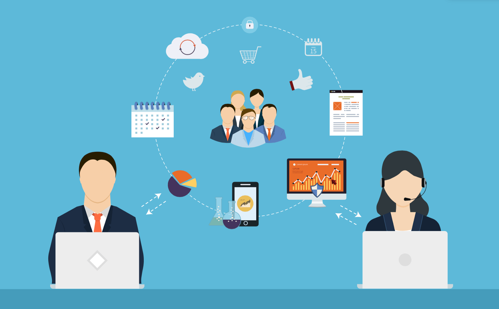 Remote Team Meeting Etiquette S Hr Blog